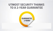 Guarantees on purchases of Fly Screens