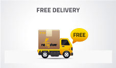 With NoFlyStore delivery of your fly screens is free!