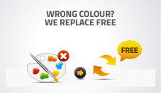 Free Returns of your Fly Screens NoFlyStore in case of wrong colour